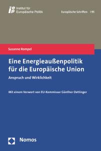 Eine Energieaußenpolitik