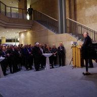 Reception at the Embassy of Hungary  (© Martin Pötzsch)