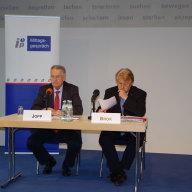 Mathias Jopp and Elmar Brok