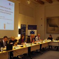 Panel I: National Minorities in the EU