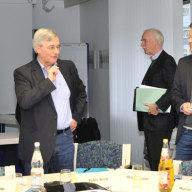Mathias Jopp, Arno Krause, Hans-Peter Beck, Christian Falkowski, Hans Beitz and Marco Wölfinger (f.l.t.r.)