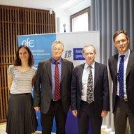 Funda Tekin, Mathias Jopp, Iain Begg and Peter Ptassek