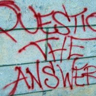"""""""Question the Answers"""" (CC BY 2.0) by walknboston"""