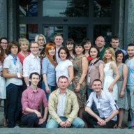 Dnepr group photo