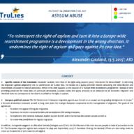 Factsheet Asylum Abuse