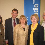2008 Podiumsdiskussion 2008 - ein wichtiges Jahr für Europa-