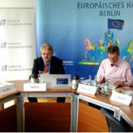 2008 IEP-Studiengruppe Erweiterung Nachbarschaftspolitik