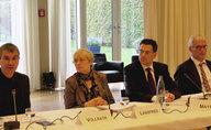 Dr. Sven Vollrath, Prof. Dr. Christine Landfried, Prof. Dr. Franz Mayer, Prof. Dr. Ingolf Pernice