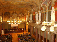 """""""Ceremonial Hall"""" der Akademie der Wissenschaften"""