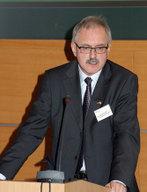 Staatsminister Günter Gloser zeigt sich zuversichtlich für eine erfolgreiche EU im Jahre 2027.