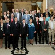 Vācijas ĀM valsts ministra ES jautājumos M.Rota vizīte Latvijā