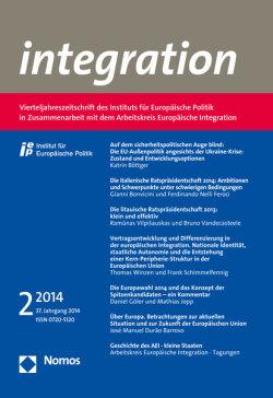 Integration 2 2014