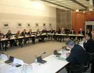 Plenum Arbeitsgruppe I: GASP und ESVP