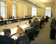Plenum Arbeitsgruppe II: Europäische Verfassung