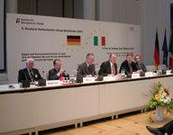 """Panel """"Erweiterung, Nachbarschaftspolitik, Weltpolitik - Herausforderungen der EU-25"""""""