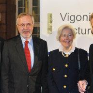 Prof. Dr. Mathias JOPP, Dr. Werner HOYER, Prof. Dr. Elisabeth KIEVEN, Günther H. OETTINGER