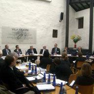 Rund 60 deutsche und italienische Experten diskutieren zentrale europäische Zukunftsfragen.