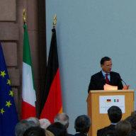 Franco Frattini, Minister für Auswärtige Angelegenheiten