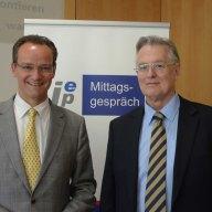 Gunther Krichbaum und Mathias Jopp