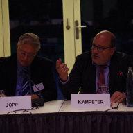 Mathias Jopp und Steffen Kampeter