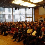 Plenum der 25. Jahrestagung des Deutsch-Ungarischen Forums (© Martin Pötzsch)