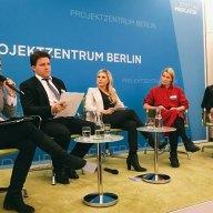 Podiumsdisskusion zu Ursachen und Wirkungen von Europaskeptizismus und Populismus in Deutschland