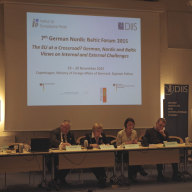 Panel II: Eastern Partnership in light of the Ukrainian Crisis