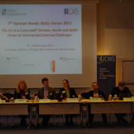 Panel IV: The Future of the EU
