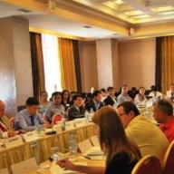 Foto Konferenz Almaty