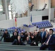 Studienreise Institut für Europäische Politik 1