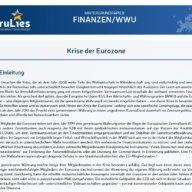 Hintergrundpapier WWU Finanzen